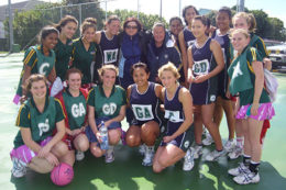Netball development tours and travel packages