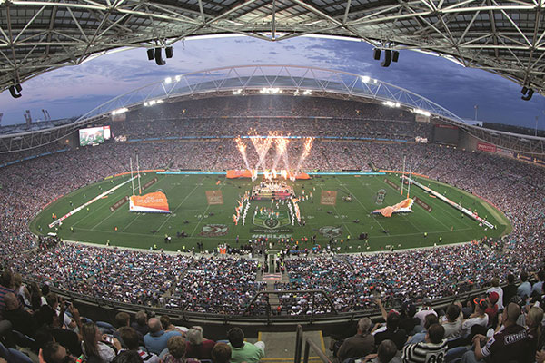2019 NRL Grand Final Experience
